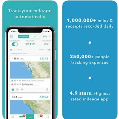 mileage tracker apps we review five of the best gofar