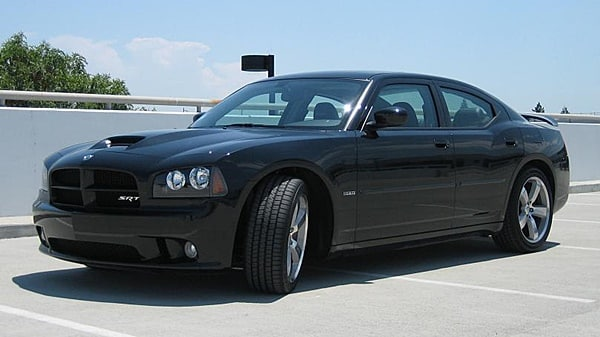 Dodge Charger for UberX