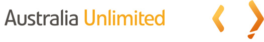 Australia Unlimited official logo