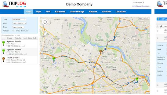 Auto Mileage Tracker