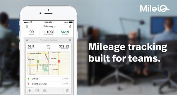 MileIQ for Business Meet MileIQ for Teams