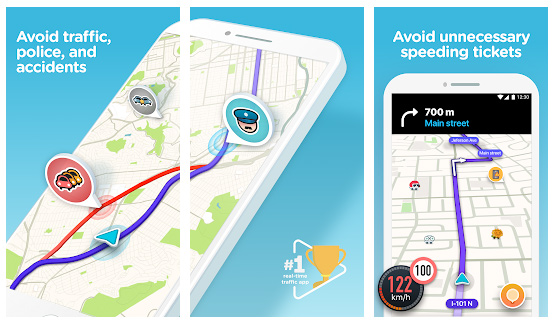 Waze Traffic Alerts & Live Navigation
